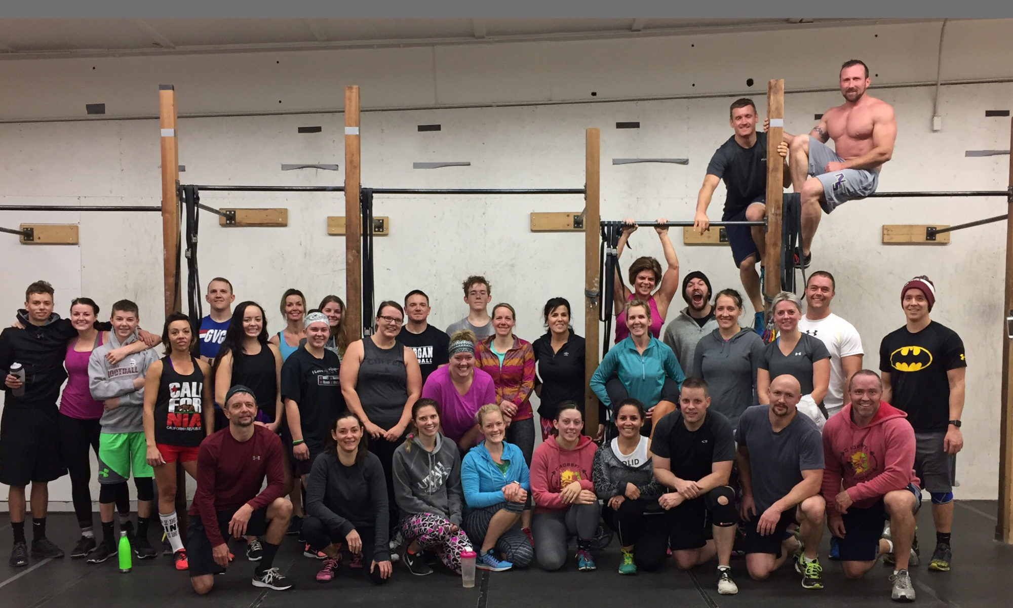 CrossFit Unknown Coach Blog